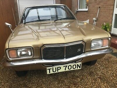 Classic cars Vauxhall VICTOR FE 1974 1 owner 23681 miles barn find ,excellent