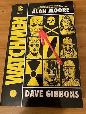 Watchmen International Edition TP by Alan Moore (Paperback, 2014)
