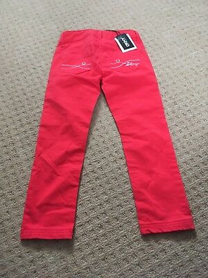 NEW - Girls DKNY Jeans Age 4