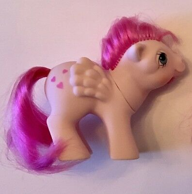 Mein kleines My little Pony G1 UK Baby Hopscotch Heart Throb