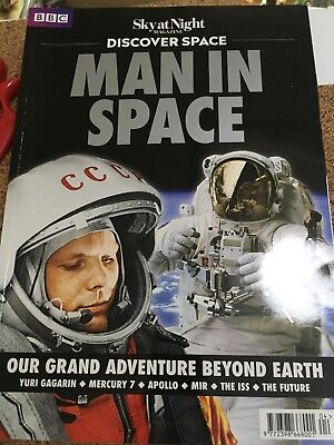 Bbc Sky At Night Discover Space Magazine 2018 ~ The Apollo Story ~ New ~