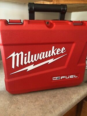 Milwaukee Hex Impact Driver Hard Case Only.