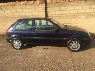 2002 Ford Fiesta 1.3 Flight 3dr
