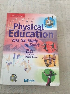 Physical Education And The Study Of Sport Text Book