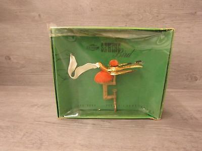 Vintage Traum Trademark Sewing Bird Authentic Reproduction Complete In Box