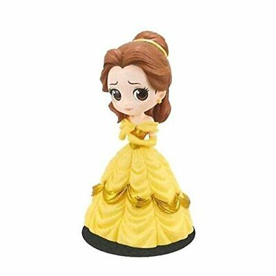 Q posket Disney Belle Beauty and the Beast Normal Color ver. Figure Doll