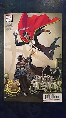 Doctor Strange #7 (Marvel, 2019)