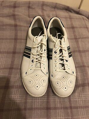 Paul Smith White Rabbit trainers mens size 10 used but good condition