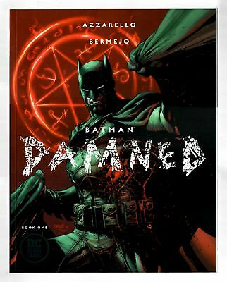 BATMAN DAMNED #1 JIM LEE Cover B UNCENSORED 1st PRINT Bagged Boarded DC NM