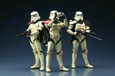 Star Wars Sandtrooper Two Pack/ Kotobukiya ArtFx+(1/10 Scale Pre-painted Model)
