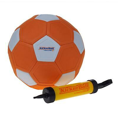 SwerveBall Soccer Practice KickerBall That Bends, Curves & Swerves for Ages 6+