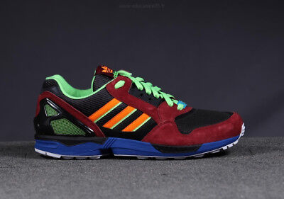 8 42 9000 Basket Torsion T 7000 Max Vintage Uk Adidas Air Sneaker Zx 8000 CexBdo