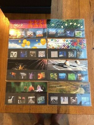 Royal mail Millennium Collection of presentation 26 packs all mint in box nice