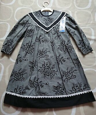 Girls Dress Size 4 Vintage Brand New With Tags Made in Australia