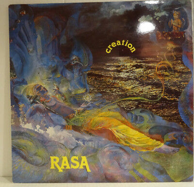 "RASA - Creation > 12"" Vinyl LP"