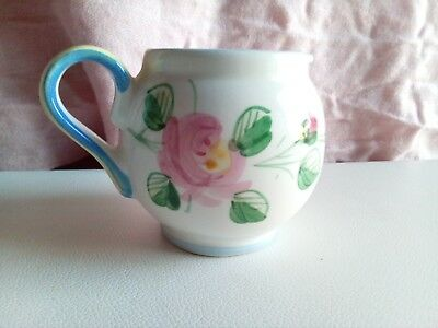Laura Ashley small hand-painted Annesley milk jug