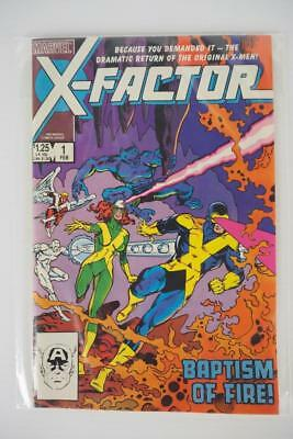 X-FACTOR1985 (X-MEN) HUGE 24 BOOK LOT, 1st APOCALYPSE, VF OR BETTER, NO RES