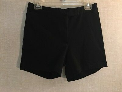 Brand New With Tags Liz Lange Maternity Shorts Black Size 6