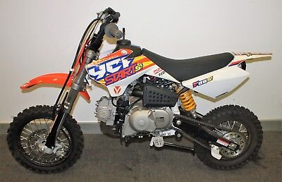 YCF Start Bike F88s 2018 85.88cc 4-stroke Motorbike Great Condition #73457