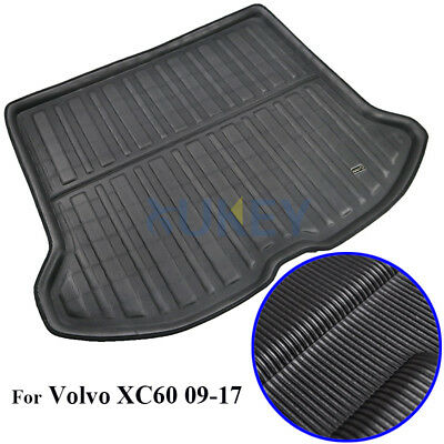 For Volvo XC60 2008-2017 Boot Liner Cargo Tray Rear Trunk Floor Mat Carpet