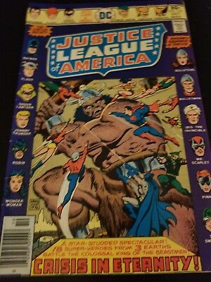 Justice League Of America Issue 135 DC Comics
