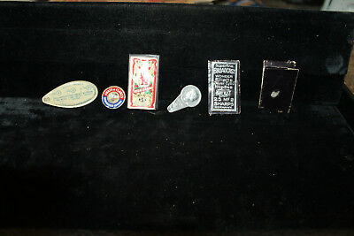 Vintage Lot Assorted Sewing Needles & Threaders Germany Dix and Rands Broadcast