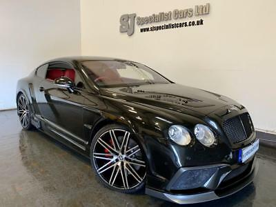 2004 [54] Bentley Continental GT 6.0 coupe **Exclusive Customs**