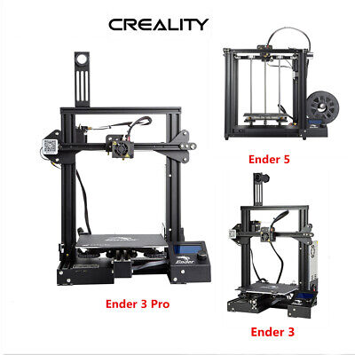 Creality Ender 3 3D Printer 220X220X250mm DC 24V 1.75mm PLA 4 Types Available US