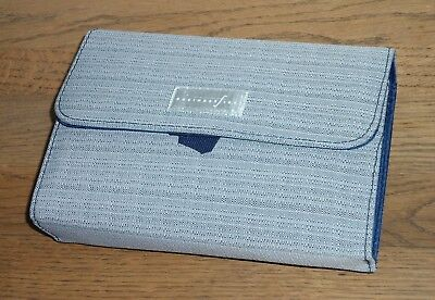 Continental Airlines Business First Travel Amenity Kit w/ All Unopened Items