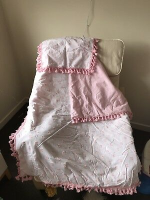 adairs cot quilt cover