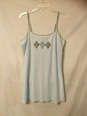 Charter Club Nightgown Size Large
