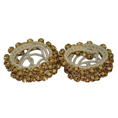 Hand Made Kathak Dance Accessories Ghungroo Nice Sound Hand / Leg Accessory Scx0