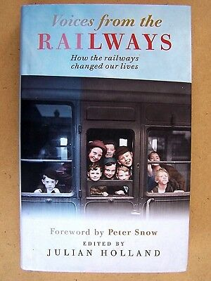 """voices From The Railways."" A Life Changing Book."