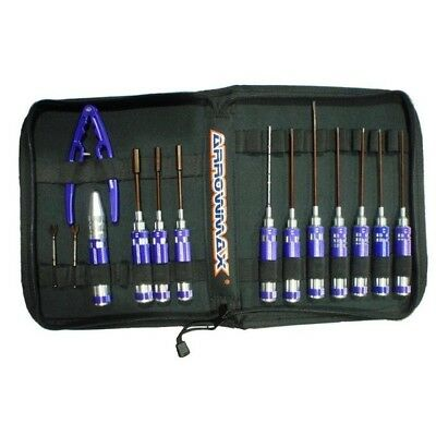 Arrowmax Toolset For EP (14Pcs) With Tools bag