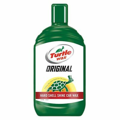 Turtle Wax 51795 0.5L Original Hard Shell Shine Car Wax 500ml Car Care Cleaning