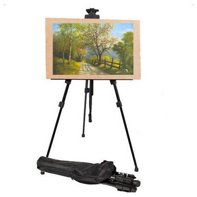 Adjustable Art Artist Painting Easel Stand Tripod Display Drawing Board SketchUS
