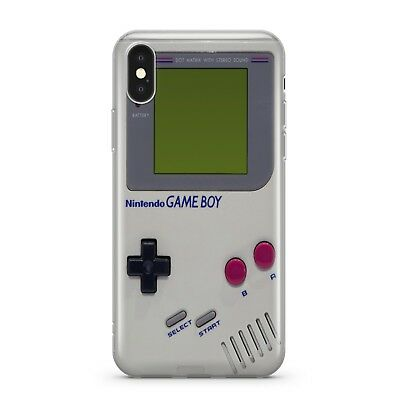 RETRO NINTENDO GAME BOY STYLE Gel CASE COVER FOR IPHONE SAMSUNG HTC HUAWEI LG