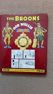 The 'broons' & 'oor Wullie' At War.1997 Edition.