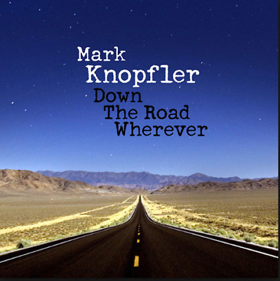 Down The Road Wherever by Mark Knopfler - CD released 11/16/2018 *Free shipping*