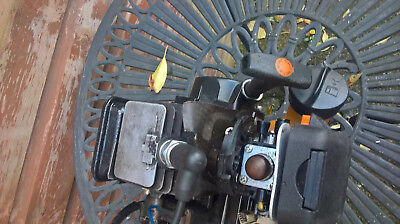 stihl hl75 long reach hedge trimmer spares or repair engine starts & works needs