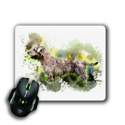 Glen of Imaal  Mouse Pad PC Gaming Mousepad Top Quality Animal Mat BIG Size T296