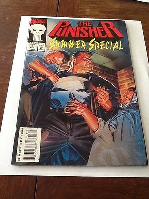 The Punisher Summer Special 1993 Comics issue 3
