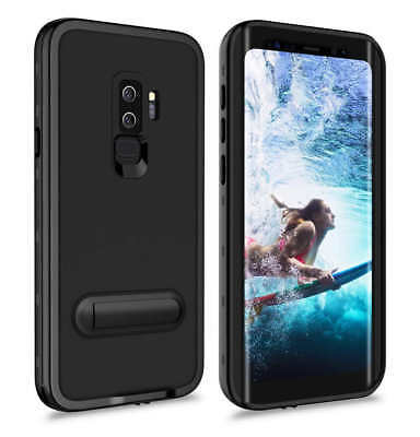 For Galaxy S9/S9 Plus S9+ Waterproof Case Shockproof Armor w/Screen Protector