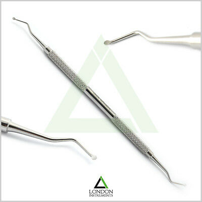 Dental Spoon Excavator Cavity Plaques Remover Dentist Instruments CE