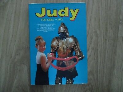 Judy For Girls Annual 1973 Unclipped D.C Thomson & Co Ltd
