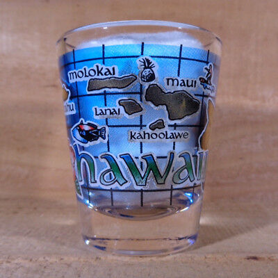 "HAWAII ""Shot Glass"" orig."