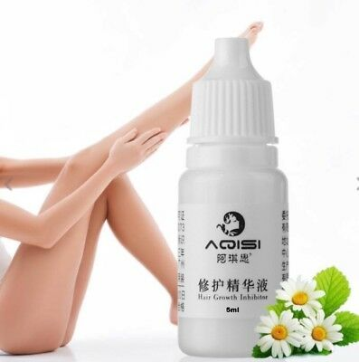 AQISI Hair Growth Inhibitor Hair Removal Pores Repair Serum On TV