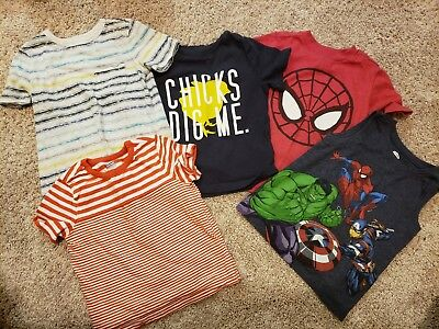 Boys 2T Old Navy tops- lot of 5