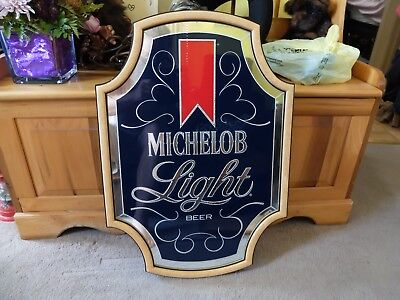 Michelob Light Bar sign