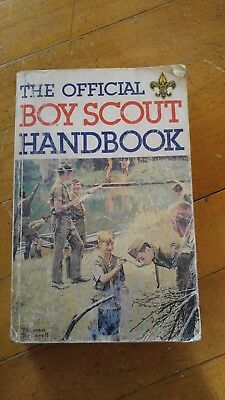 The Official Boy Scout Handbook, ©1979, 8th Printing 1984 Softcover